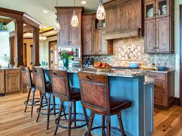 blue kitchen cabinets small painting color ideas:  beautiful kitchen island design ideas