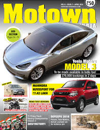 Motown India April 2016 by Motown India - issuu