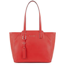 <b>Сумка</b> женская <b>Piquadro</b> Muse <b>BD4324MU</b>/N / красная — купить в ...