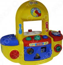 <b>Игровой набор</b> для мальчика <b>Palau Toys</b> «Мастерская» в пакете ...
