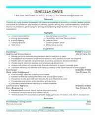bookkeeper resume example sample resume for bookkeeper