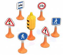 <b>Набор</b> Дорожные знаки <b>№</b>1 885 <b>Нордпласт</b> - купить в ...