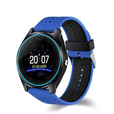 AIYIBEN V9 Bluetooth Smart Watch with Touch ... - Amazon.com