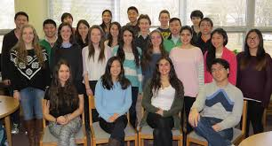 millburn high school students receive 2015 college book awards twenty five millburn high school juniors receive prestigious 2015 college book awards pictured front row from left is jenna sherman caroline shim