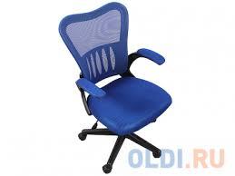 Кресло <b>College HLC</b>-<b>0658F</b>, синий — купить по лучшей цене в ...