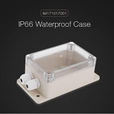 <b>IM171017001 IP66 Waterproof</b> Case with PG7 Connector for ...
