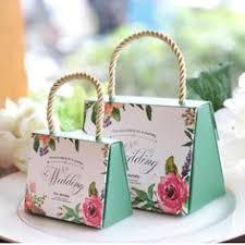 20Pcs/lot <b>European</b> Paper Bag High-quality Butterfly <b>Flower Candy</b> ...