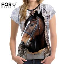 Detail Feedback Questions about <b>FORUDESIGNS</b> 3D Crazy Horse ...