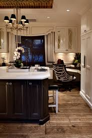 kitchen cabinets home office transitional: rustic glamour office transitional kitchen transitional kitchen rustic glamour office transitional kitchen