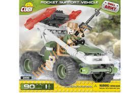"""Пластиковый <b>конструктор COBI</b> """"<b>Ракетный автомобиль</b> Rocket ..."""