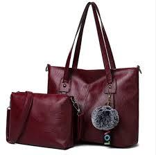 NEW Brand Luxury Handbags <b>Women 2Pcs</b>/<b>set Composite Bags</b> ...