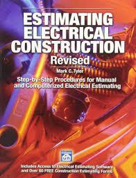 electrical construction estimating net estimating electrical construction revised mark tyler