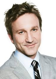"He recently earned a 2009 Annie Award and a 2008 Emmy Award nomination as a writer. Breckin Meyer in ""Franklin & Bash"". Breckin Meyer Franklin & Bash - breckin-meyer"