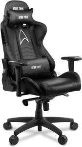 Игровое <b>кресло Arozzi Gaming Chair</b> - Star Trek Edition для ...