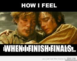 When i finish finals... - Misc - quickmeme via Relatably.com