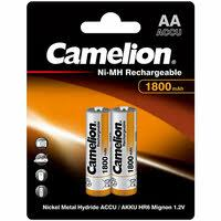 «<b>Аккумуляторы</b> АА <b>CAMELION</b> R6 (1800 mAh) (2 штуки в ...