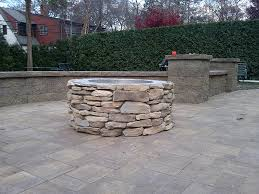 outdoor fireplace paver patio: outdoor patio fireplace ideas dh king pavers november  outdoor patio fireplace ideas