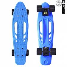 <b>Скейтборд</b> виниловый <b>Y</b>-<b>Scoo Skateboard Fishbone</b> 405-B с ...