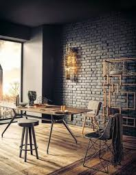 Small Picture Best 25 Black brick wall ideas on Pinterest Black brick