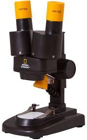 Стереомикроскоп <b>Bresser National</b> Geographic 20x 69365 - Чижик