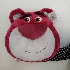 Free Shipping 40cm 15.7'' Toy Story Lotso Huggin Bear Plush Pillow ...