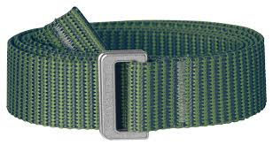 <b>Ремень Fjallraven Striped Webbing</b> Fern-Frost Green - купить в ...