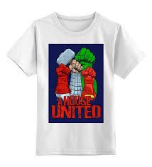 <b>Printio</b> детская <b>футболка классическая</b> унисекс сайлет хилл