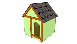 Large Dog House Plans   MyOutdoorPlans   Free Woodworking Plans    Small Dog House Plans  middot  Insulated Dog House Plans
