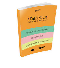 a doll s house comparative study workbook  a doll s house comparative study workbook hl17