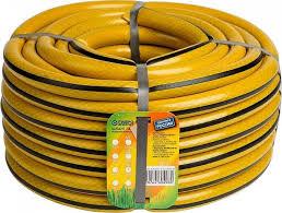 <b>Шланг</b> поливочный Гидроагрегат, желтый, черный, диаметр <b>3/4</b> ...