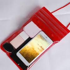 <b>Waterproof Swimming Bag</b> / Underwater Phone Storage – That Breeze