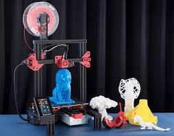Super low cost 3D printer <b>Alfawise U30 Pro</b> with <b>4.3</b> inch screen on ...