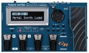<b>Гитарный процессор</b> для электрогитары <b>Roland</b> GR-55GK купить ...