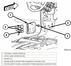 2001 dodge dakota ctm wiring diagram wiring diagram 2001 dodge dakota headlight system wiring diagram