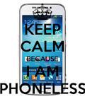 phoneless