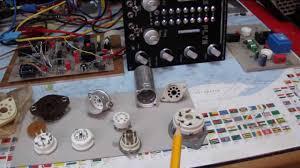 8pcs ceramic tube socket k8a 8pin chassis 6ca7 6550 el34 6sn7 kt88 6l6 6sl7
