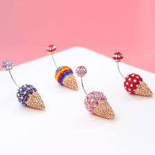 2020 <b>Molinuo New</b> Korean <b>Fashion</b> Zircon Earrings Personality ...