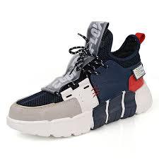 AILADUN Men Sneaker <b>Fashion</b> Classic Low Top Lace-up Casual ...