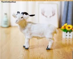 Купить simulation sheep hard model large 25x20cm ...
