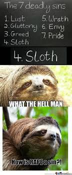 RMX] 7 Deadly Sins by christian - Meme Center via Relatably.com
