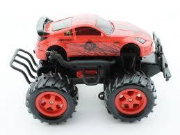 Р/У <b>внедорожник Monstre</b> Truck Toyota Celica 1/16 + свет + звук ...