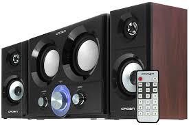 Компьютерная акустика <b>Crown</b> Micro <b>CMBS</b>-<b>361</b>, Black Brown