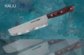 """SKJ-0074 <b>Нож кухонный</b> """"Samura KAIJU"""" <b>Накири 167</b> мм, AUS-8 ..."""