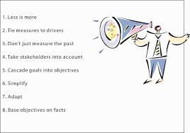 characteristics of effective goals and objectives principles image