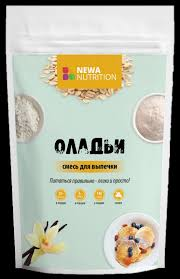 <b>Смесь для</b> выпечки - Оладьи высокобелковые, 200 гр (<b>Newa</b> ...