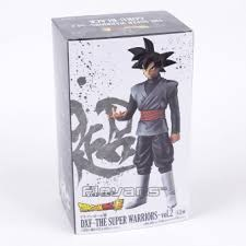 Купить <b>Фигурка Dragon Ball Super</b> DXF The Super Warriors Goku ...