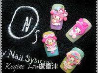 257 Best nail <b>3d</b> images | <b>3d</b> nails, Kawaii nails, <b>Nail art</b>