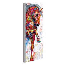 <b>HDARTISAN Wall Art</b> Painting <b>Canvas</b> Picture Animal Print Walking ...