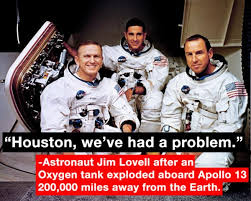 """expressions - """"Houston, we may have a problem here"""" - Meaning ... via Relatably.com"""