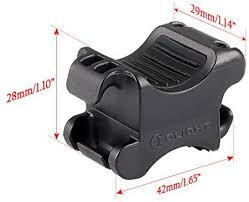 OLIGHT FB-1 <b>Bike flashlight</b> Mount <b>Universal</b> Bicycle Led Light ...